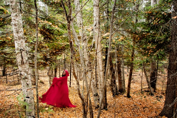 Red Riding Hood, Julie Kruger Photography