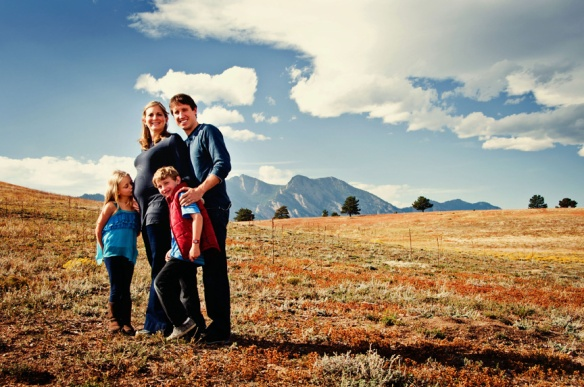 Family Photo Shoot, Julie Kruger Photography